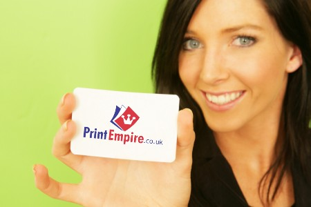 1000 x 400gsm Premium Business Cards - Double Sided