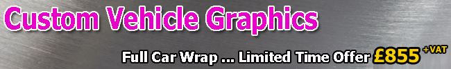 Vehicle Wrapping Berkshire