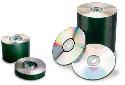 CD and DVD Duplication Service