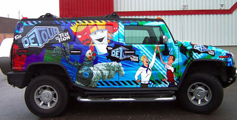Vehicle Wrapping Service - the Vehicle Wrapping Specialists